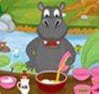 Pizza do hipopotamo