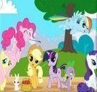 My Little Pony jogo de quebra cabeça