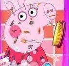 Peppa Pig banho de chuveiro