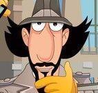 Inspetor Bugiganga fazer barba