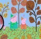 Peppa Pig cenário dos números