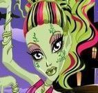 Monster High Venus moda zumbi