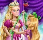 Princesa Rapunzel estilista