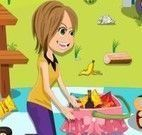 Limpar piquenique