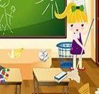 Limpar a escola