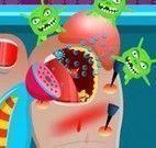 Cuidar do pé ferido