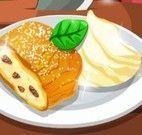 Receita de biscoitinho de maçã