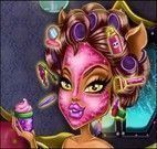 Monster High Clawdeen spa
