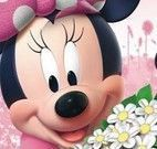 Pintar Minnie da Disney