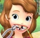 Dentista da princesa Sofia