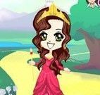 Vestir a princesa