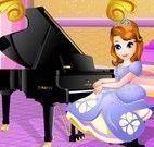 Piano da princesa Sofia