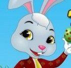 Páscoa vestir coelho
