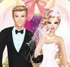 Super Barbie casamento