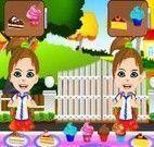 Servir tortas e doces