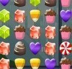 Candy crash doces