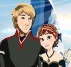 Anna Frozen casamento