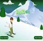 Ski com Ben 10