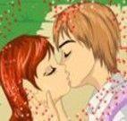 Beijar o namorado