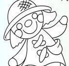 Colorir desenho infantil