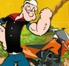 Avneturas na moto do Popeye
