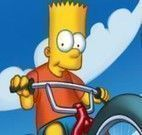 Bike dos Simpsons