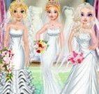 Moana princesa noiva