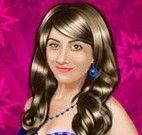 Tratamento facial Ashley Tisdale
