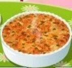Receita de torta de batata