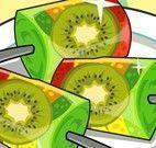 Fazer picolé de frutas