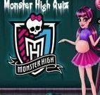 Questionário da Monster High