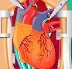 Fazer cirurgia do coração