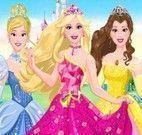 Princesas da Disney vestir