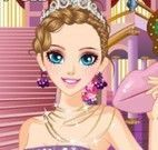 Princesa roupas de ano novo