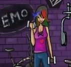 Roupas para Emo na academia