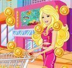 Barbie compras no shopping