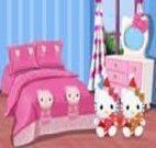 Decorar quarto da Hello Kitty