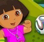 Roupas da Copa do Mundo da Dora