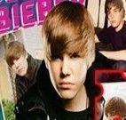 Quebra cabeça do Justin bieber