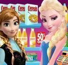 Elsa vendedora do mercado