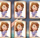 Princesa Sofia jogo da memória