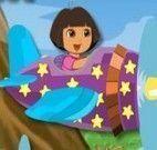 Avião da Dora