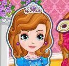 Estilista da princesa Sofia