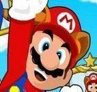 Mario pegar bandeira
