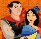 Decorar casa da Mulan
