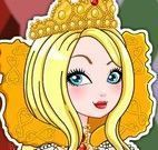 Vestir princesa Apple White