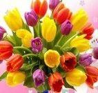 Vaso de flores decoração