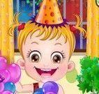 Bebê arrumar festa de aniversário
