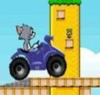 Tom e Jerry no quadriciclo