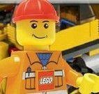Lego dirigir caminhão